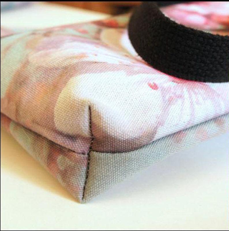 winter accessory eat sleep SKI repeat Tote Bag ski bag red ski bum bag ski gift bag skiing life white winter bag