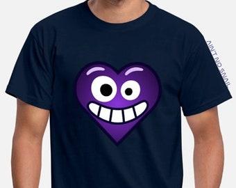 The sims 2 T-shirt - woohoo heart, sims fan gaming fun shirt