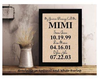 Mimis christmas gift card