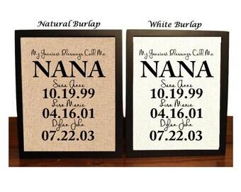 Nana christmas gift ideas