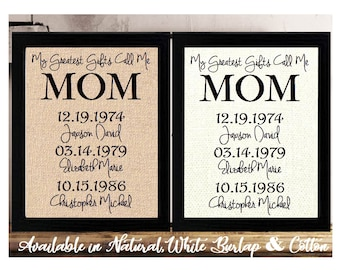 Personalized Gift For Mom