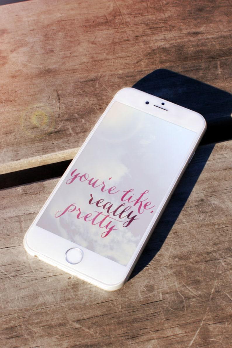 Citaten Geld Android : Je bent als echt mooi gemiddelde meisjes citaten roze etsy