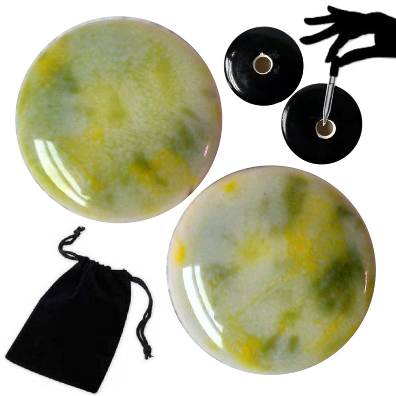 """PAIR 000G 7//16/"""" CLEAR ACRYLIC CONCAVE TUNNELS PLUGS"""