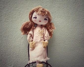 Little girl mari