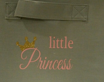 My little Princess Front Only