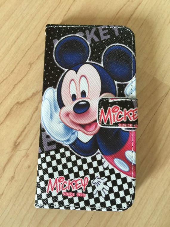 coque iphone xr portefeuille disney