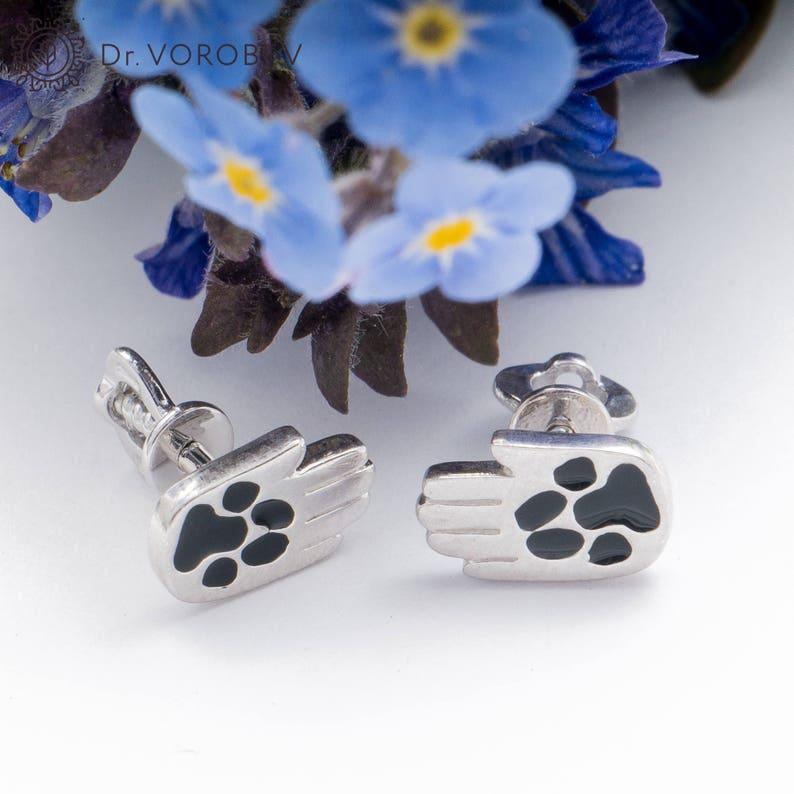 Asclepius Earrings-Medical Jewellery-Doctor Earrings-Gift for Doctor-Medical Student Gift-Graduation Gift-Medical Earrings-Gift for Nurse