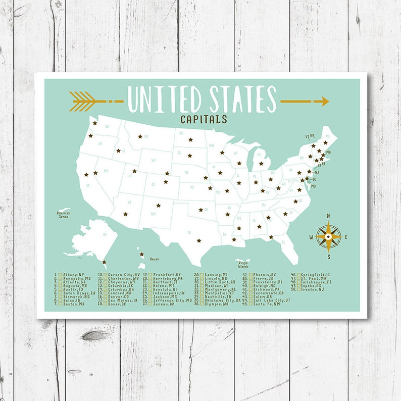 photo relating to States and Capitals Map Printable known as United Suggests map, nursery map , printable document (JPEG) down load and print any measurement concerning 5x7\