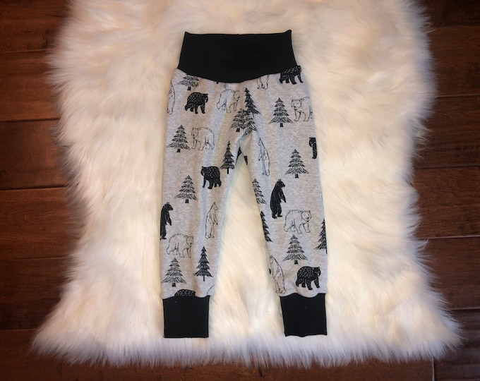 Featured listing image: BABY BEAR LEGGINGS