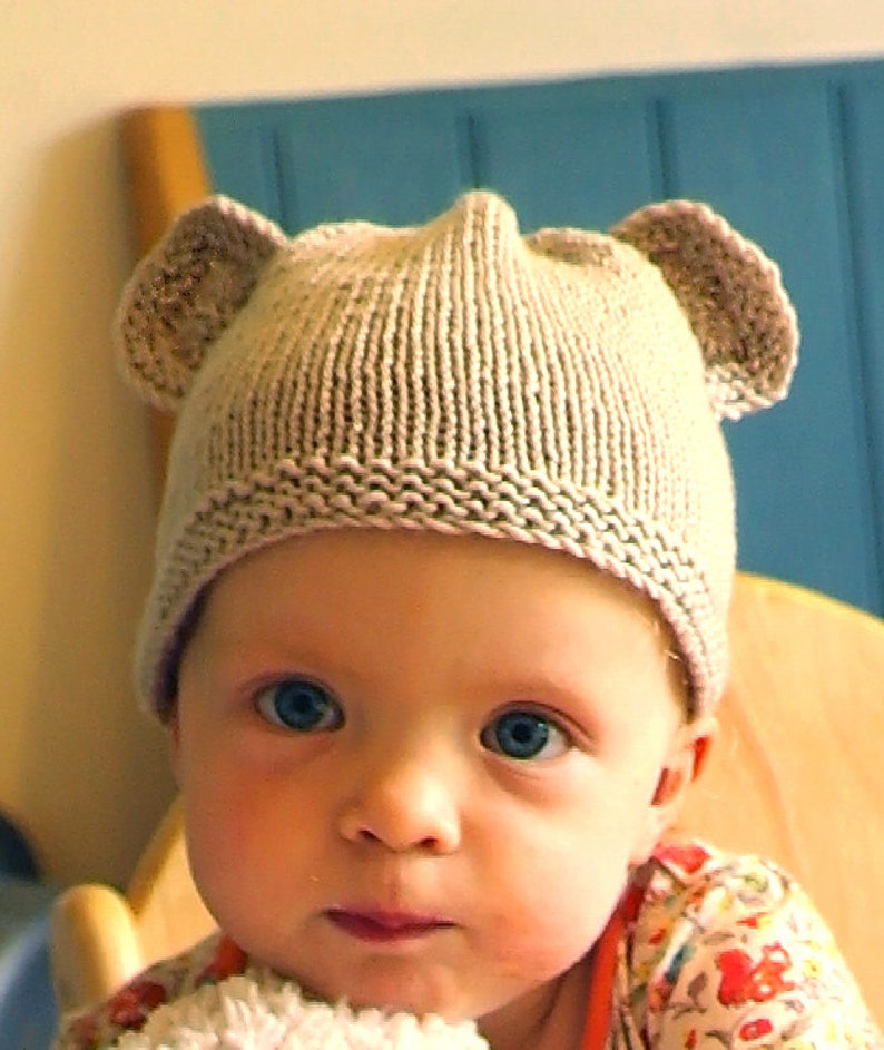 29b335f0a how to make a baby hat with ears