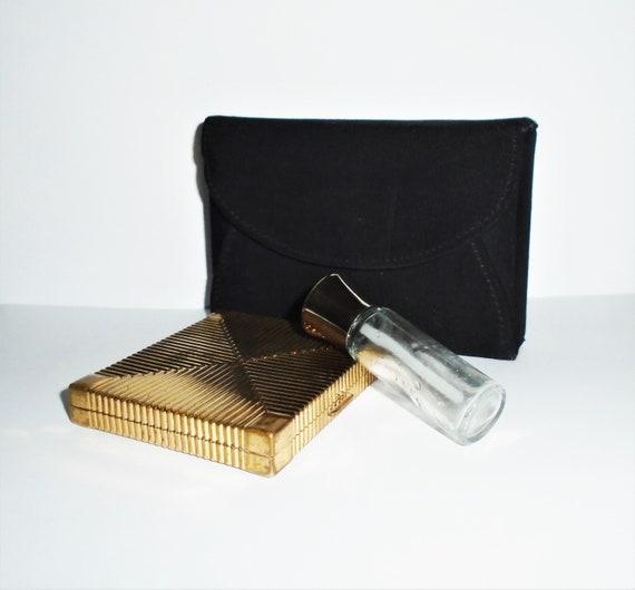 40s Elizabeth Arden Compact Case Vintage Compact
