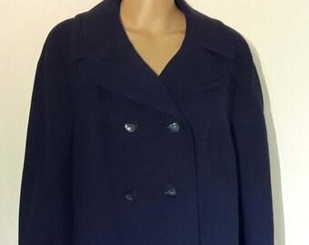 Coat vintage husbands size 44