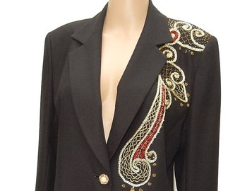 Beautiful Jacket by ANNE french Creation size 38
