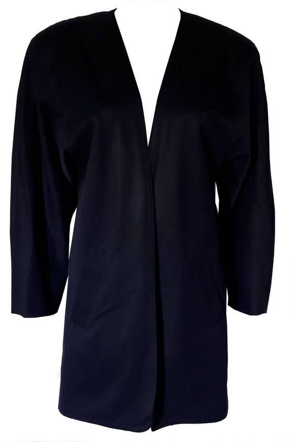 eaca24a2a63e The LOUIS FERAUD 80s vintage jacket size 40 uk 12 us 8