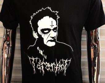 Black Metal Tarantino T-shirt