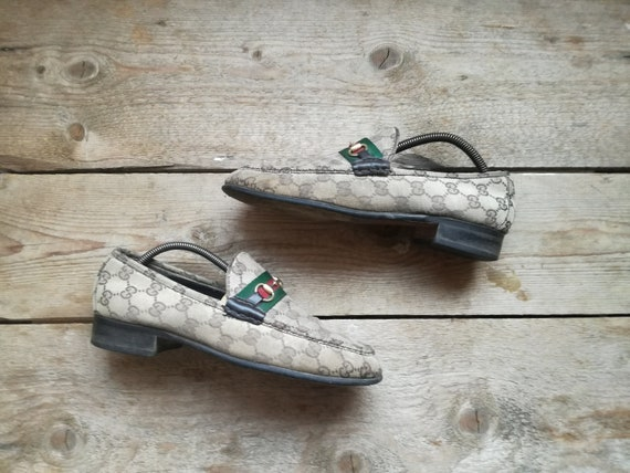 ebfe97dfc9a gucci loafers shoes vintage 60s 70s 80s