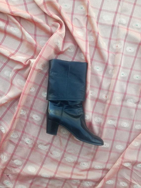 Vintage Pollini boots 80s