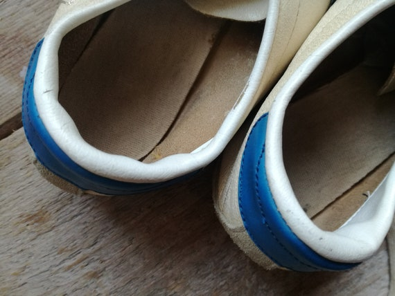 Vintage 50er 60er Jahre Adidas Komet Spitze Spitzen Joggen