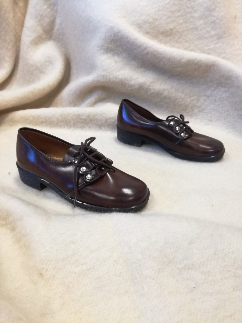 3e4141d8f0f92 Vintage kids shoes new old stock nos deadstock