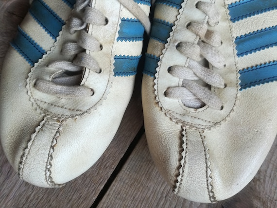 50er Spitze Vintage 60er Joggen Adidas Jahre Adidas Spitzen Schuhe Vintage Komet nwkO8P0