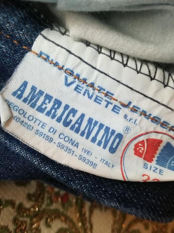 Americanino Deadstock jeans dead stock straight le