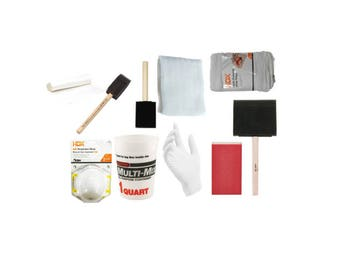 DIY Wood Finishing Kit