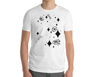 Astronomic Esqueleto (black print) Short-Sleeve T-Shirt