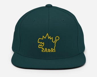 Little Lion Snapback Hat