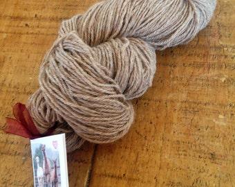 100% pure Alpaca DK Yarn Natural Fawn