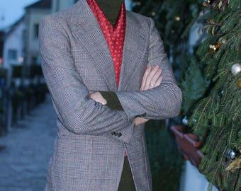 Vintage printed jacket - ARMAND THIERRY