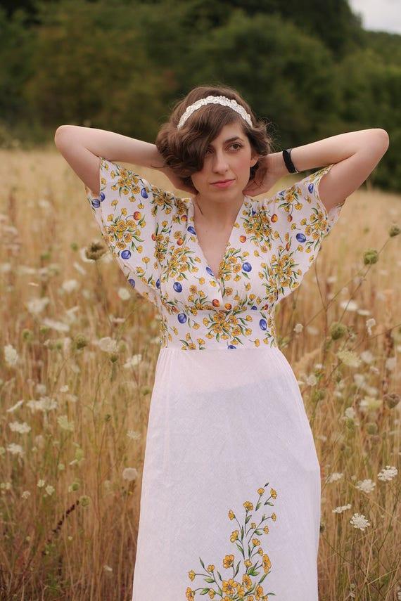 Vintage seventies seventies dress