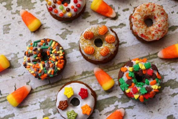 Festive Pony Donuts Horse Treats