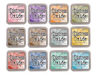 Tim Holtz Distress Oxide Ink Pads (Choose your color) Winter 2017 release, ranger ink pad, stamping ink pad, distress ink pads
