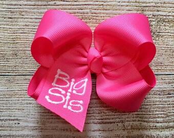 "NEW /""Navy /& Khaki/"" Fur Hairbow Alligator Clip Girls Ribbon Bows Clip 5.5 Inches"