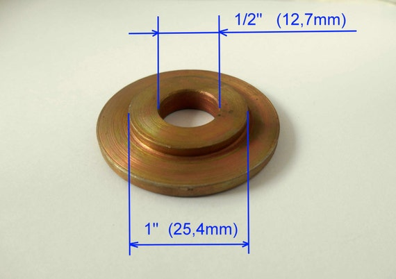 20mm  3 Stück Reduzierring ca.25,4mm
