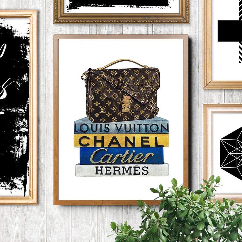 ae362f30103f Louis Vuitton Fashion art gift Louis Vuitton Pochette Metis