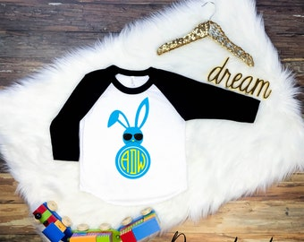 Personalized Easter Shirt, Boys Easter Shirt, Kids Easter Shirt, Easter Outfit, Easter Bunny Shirt, Boys Easter Tshirt, Easter Shirt