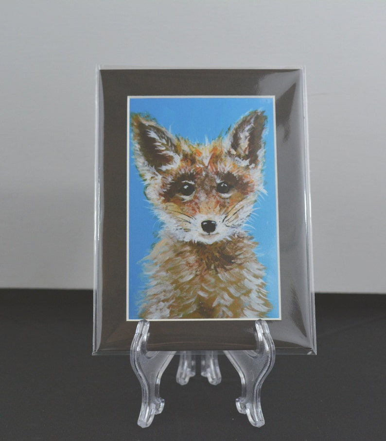 fox nursery art fox nursery decor fox themed nursery kids room image 0