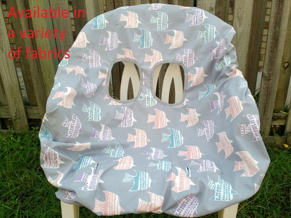 Peachy On Sale Shopping Trolley Cover Trolley Cart Liner High Chair Cover Shopping Cart Cover Single Or Double Seat Multiple Patterns Available Caraccident5 Cool Chair Designs And Ideas Caraccident5Info