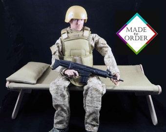 1//6 Female Soldier Figure Doll Accessory Star Bracelet Wristband Model Toys Gift