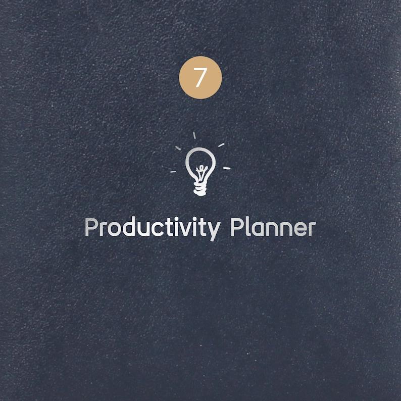 Image Symbol Embossing Upgrade Productivity Planner Symbol 7