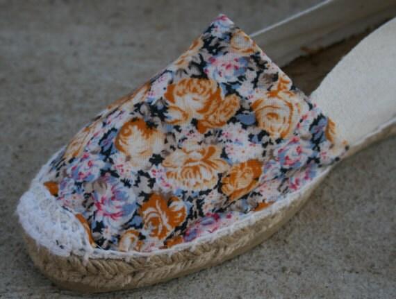 Flores Niñas Alpargatas Para Espardenyes Infantil De Zapato Zapatillas Per Nens nPN8wOXZ0k