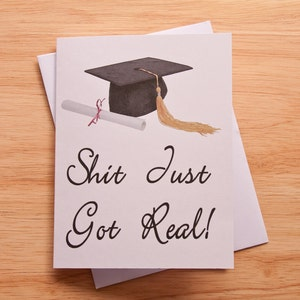 Graduation Card Sarcastic Card College Graduate Girlfriend Gift Adult Humor Funny Card Tassel On Nipples Card For Her Naughty Card