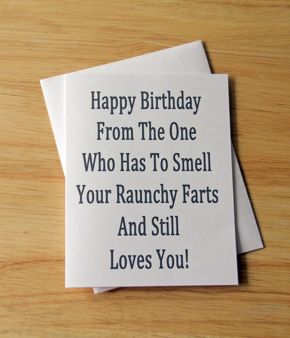Birthday Card Boyfriend Gift For Him