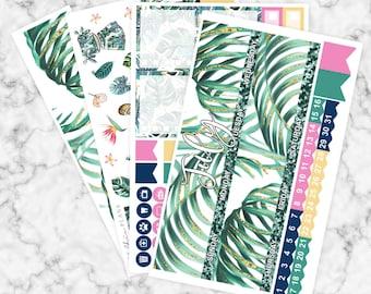 JULY // Erin Condren Vertical Monthly Planner Kit