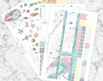 JUNE // Happy Planner Monthly Sticker Kit