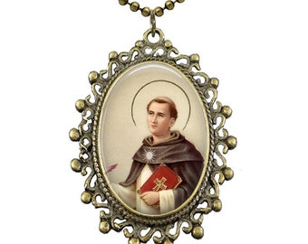 Saint Thomas Aquinas Necklace