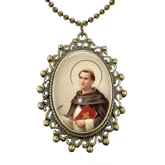 Saint Thomas Aquinas Necklace