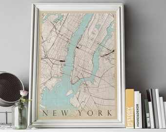 Inspiration and Home Decor for the Urbane von theMaptrotter auf Etsy