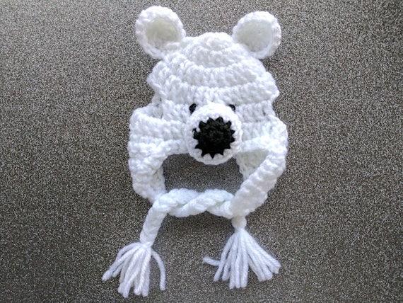 Haustier Kaninchen Hut Eisbär Mütze Hauskaninchen Mütze Etsy